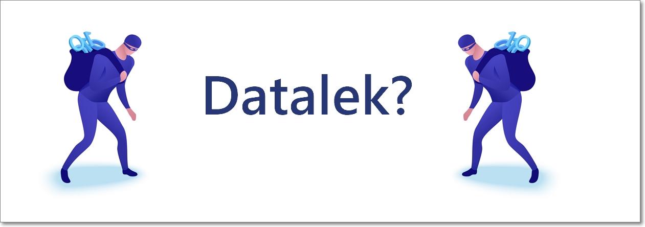 Een datalek? Wat is het en hoe ga je ermee om?