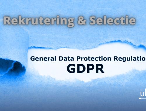 GDPR, wat doe je met de persoonsgegevens van een sollicitant?