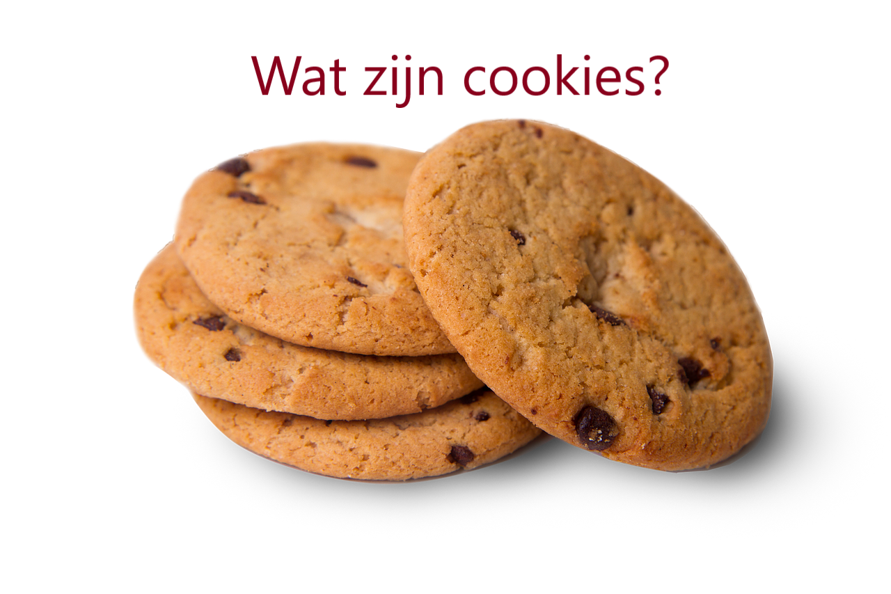 Cookies op een website